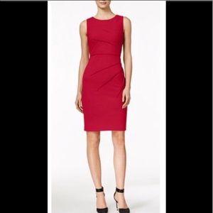 ❤️Calvin Klein Starburst Sheath Dress